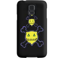 Percentum Skull & Xbones1 Samsung Galaxy Case/Skin