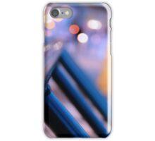 Bike Rack Bokeh iPhone Case/Skin
