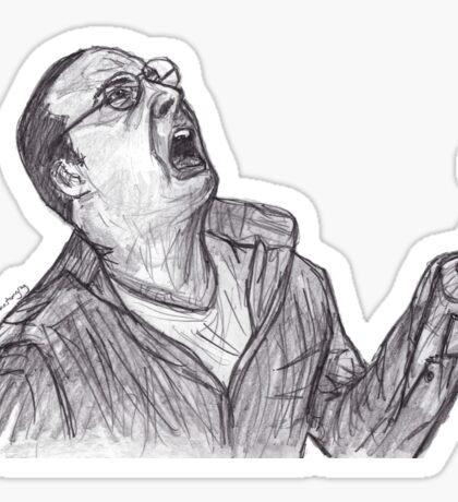 Buster Sticker