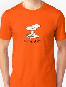 zen girl Unisex T-Shirt