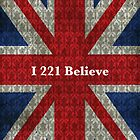I 221 Believe  by lizzielizabeth