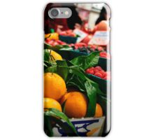 Pike Place Market Fruit Stand iPhone Case/Skin