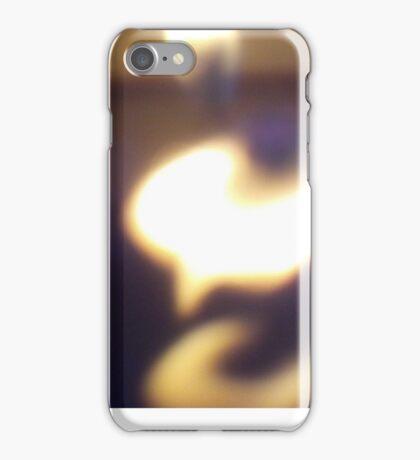 Mirrored Flame iPhone Case/Skin