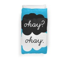 The Fault in Our Stars  Duvet Cover