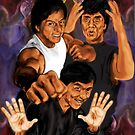 JACKIE CHAN ! by Ray Jackson