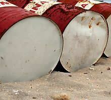 Barrels II by geophotographic