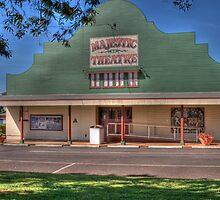 Majestic Theatre, Malanda, Queensland by Adrian Paul