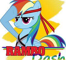 Rambo Dash by TobinHood