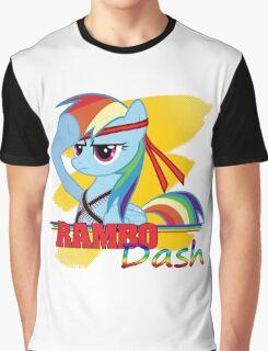 Rambo Dash Graphic T-Shirt