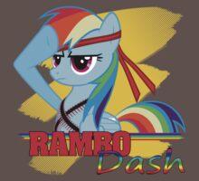 Rambo Dash One Piece - Short Sleeve