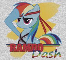 Rambo Dash One Piece - Long Sleeve