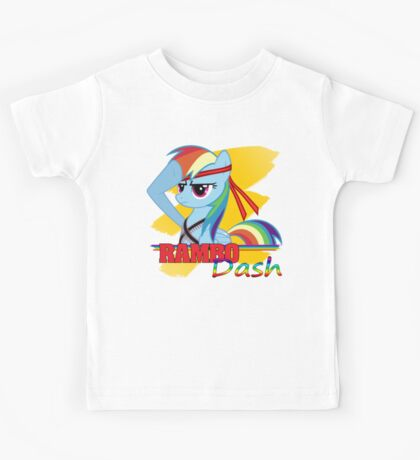 Rambo Dash Kids Tee