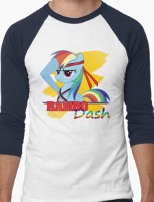 Rambo Dash Men's Baseball ¾ T-Shirt