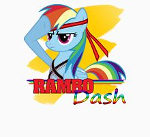 Rambo Dash Unisex T-Shirt