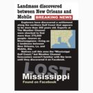 LOST Mississippi Found by Newsocracy .TV