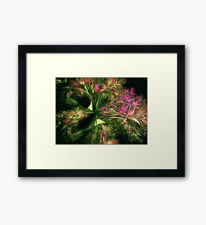 Fairyland in Spring Framed Print