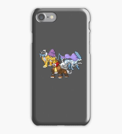Legendary Dogs iPhone Case/Skin