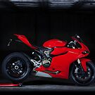 Ducati 1199 Panigale by Jan Glovac Photography