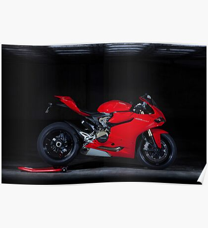 Ducati 1199 Panigale Poster