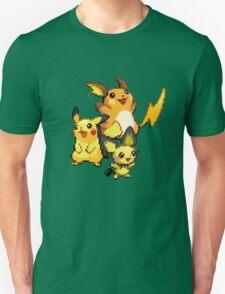 Pichu Evolutions T-Shirt