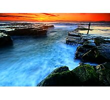 Fisherman's Delight Photographic Print