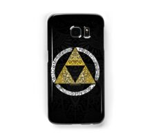 Zelda - Triforce circle Samsung Galaxy Case/Skin