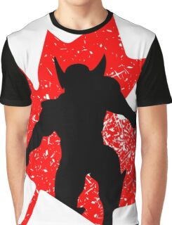 Canadian Wolverine Graphic T-Shirt