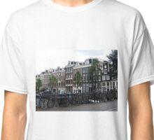 Amsterdam's houses Classic T-Shirt