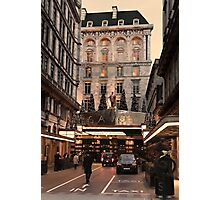 London Scene 3 Photographic Print