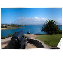 South Head - history and view Poster
