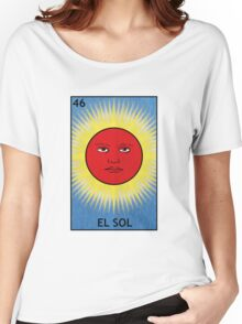 El Sol - The Sun Women's Relaxed Fit T-Shirt