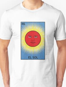 El Sol - The Sun Unisex T-Shirt