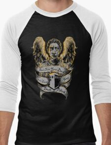 Don't Blink (Alternate) Men's Baseball ¾ T-Shirt