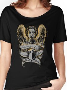 Don't Blink (Alternate) Women's Relaxed Fit T-Shirt