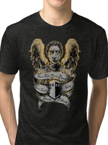 Don't Blink (Alternate) Tri-blend T-Shirt