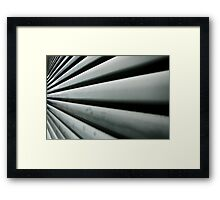 323  -365 Project  Framed Print