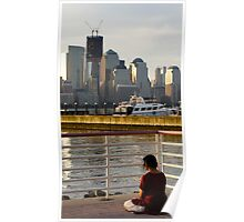 Peaceful Meditation Poster