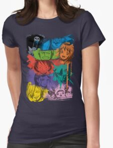 The Crew Womens Fitted T-Shirt
