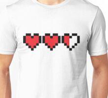 Zelda Heart Container Unisex T-Shirt