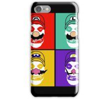 N. Misfit 4 (b) iPhone Case/Skin