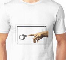 Creation of humans Unisex T-Shirt
