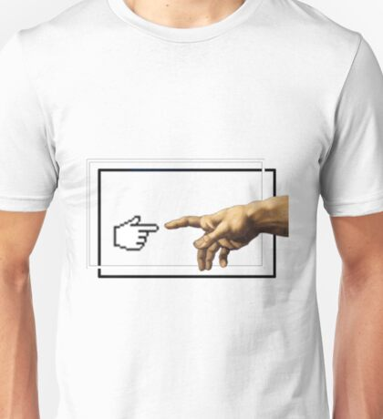 Creation of humans Unisex T-Shirt