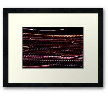 Movement - I do love this  Framed Print
