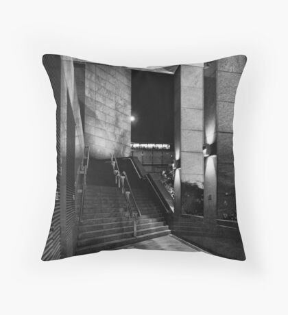 The South Bank Throw Pillow