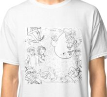 JenjoInk Sketch Classic T-Shirt