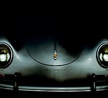 1957 Porsche Speedster  by ArtbyDigman