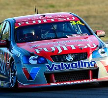 Michael Caruso | Car 34 | V8 Supercars | 2012 by Bill Fonseca
