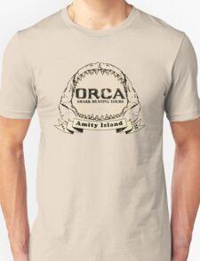 Orca Shark Hunting Tours T-Shirt