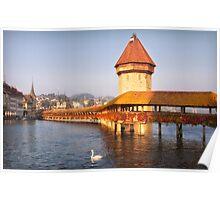 Luzern - Switzerland Poster