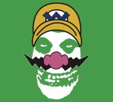 Misfit Wario One Piece - Short Sleeve